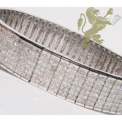 Diamond Mens Bracelets