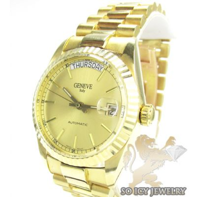Solid Gold Watches