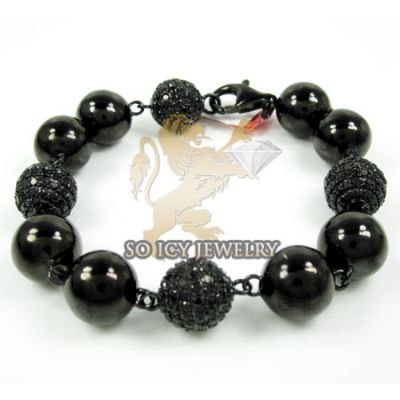 Macrame Bead Bracelets