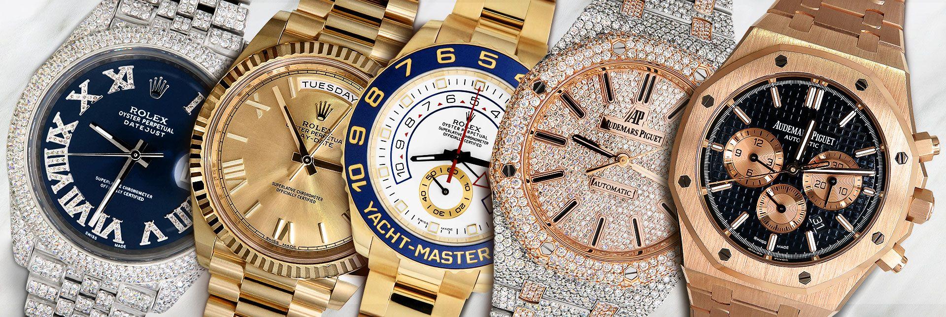 Diamond Watches