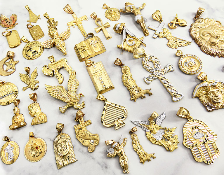 So Icy Jewelry Pendants