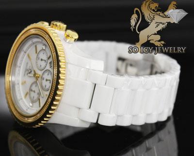 0.15ct techno com by kc diamond watch