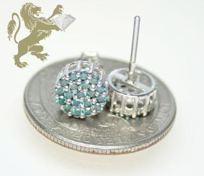 0.65ct 14k white gold round diamond