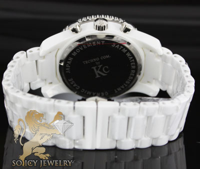 0.15ct mens techno com by kc diamond watch