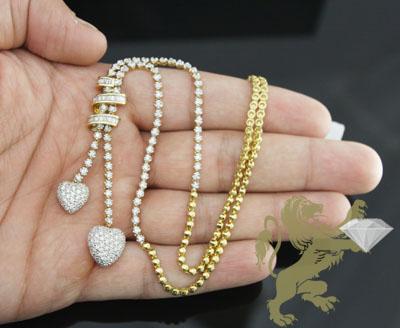 3.25ct 18k yellow gold diamond