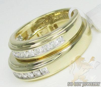 2.00ct 14k yellow gold