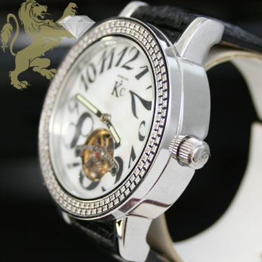 1.50ct techno com by kc genuine diamond watch