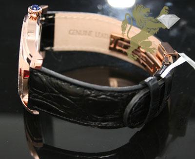 1.70ct mens aqua master genuine diamond watch