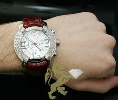 0.20ct aqua master genuine diamond watch