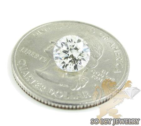 Ugl certified 1.50ct i1 round diamond
