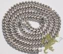 12.00CT 10K White Gold Diamond Miami Link 10mm Chain 20-26