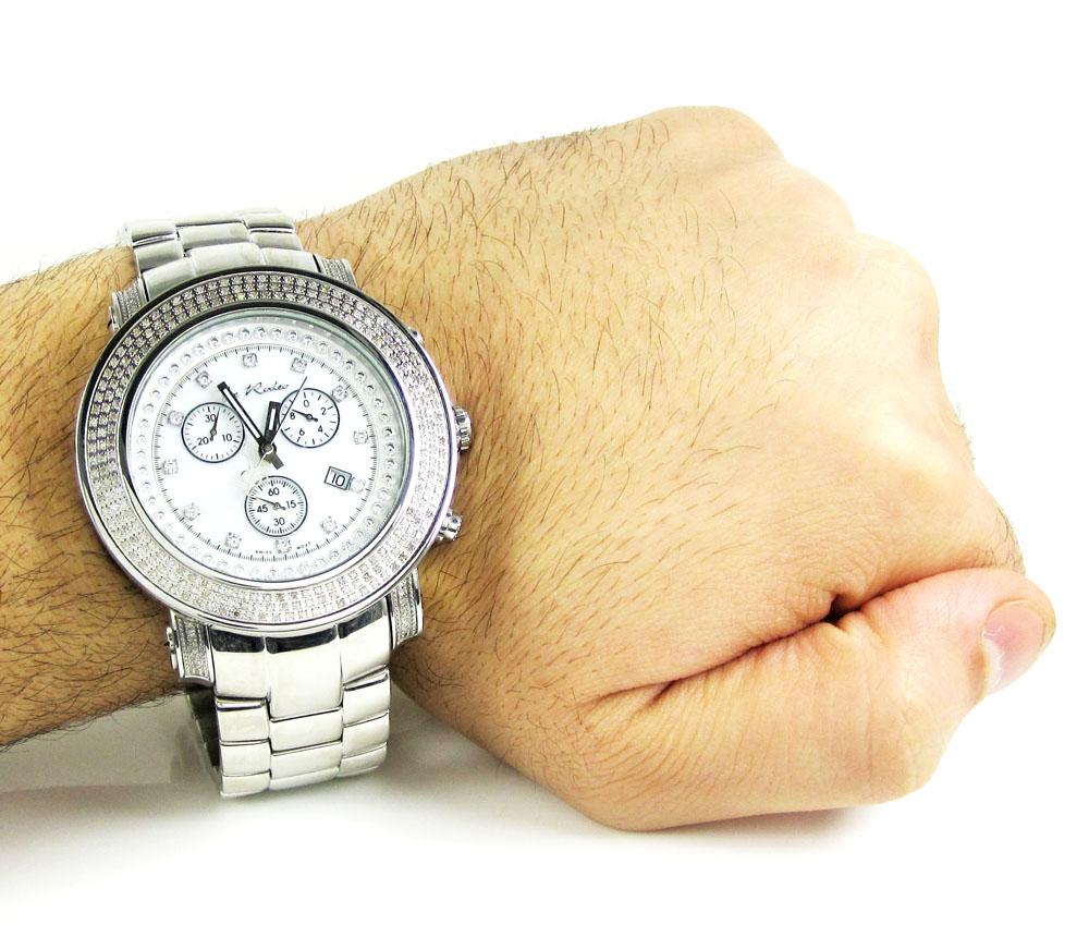 Joe rodeo junior diamond watch jju4 2.50ct