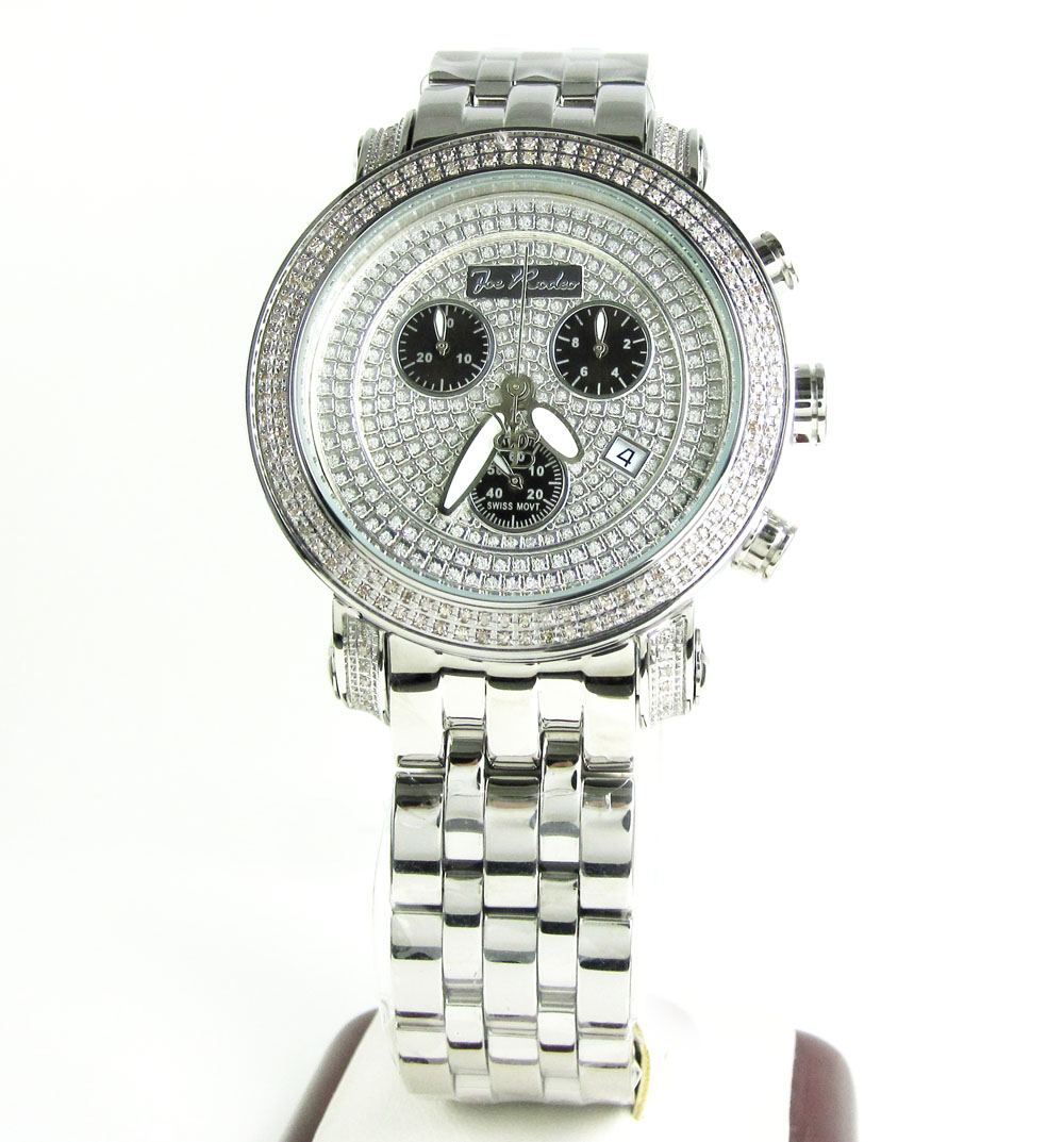 Joe rodeo classic diamond watch jcl16 1.75ct