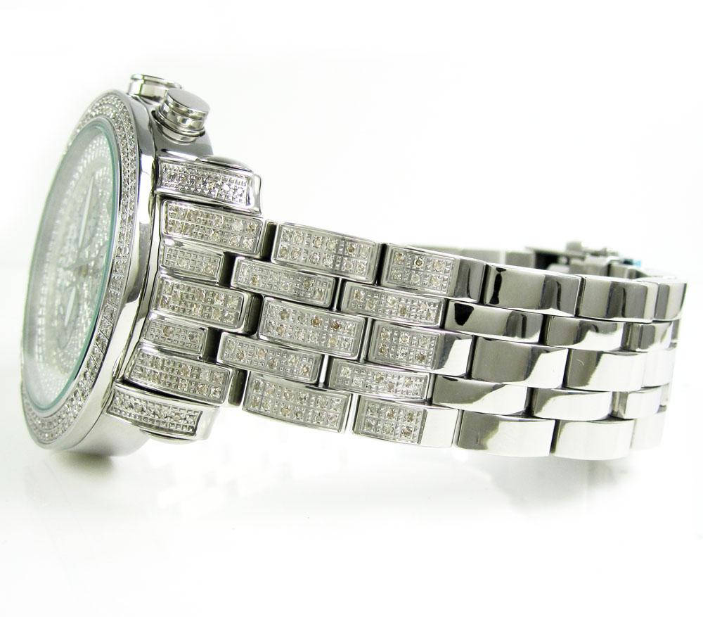 Joe rodeo classic diamond watch jcl77 3.75ct