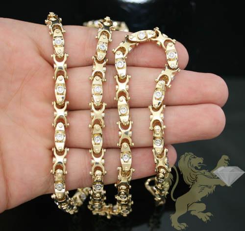 2.50ct 14k yellow gold