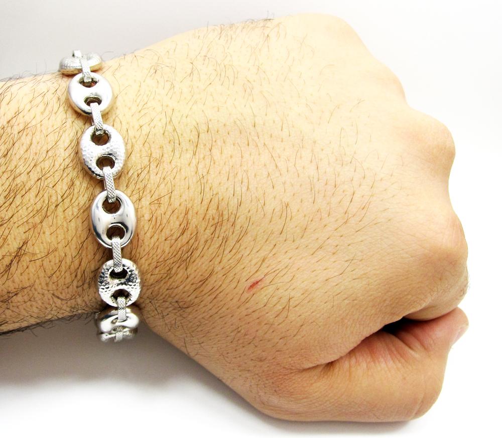 Mens Gucci Link Bracelet Gucci Link Bracelet 9 Inch