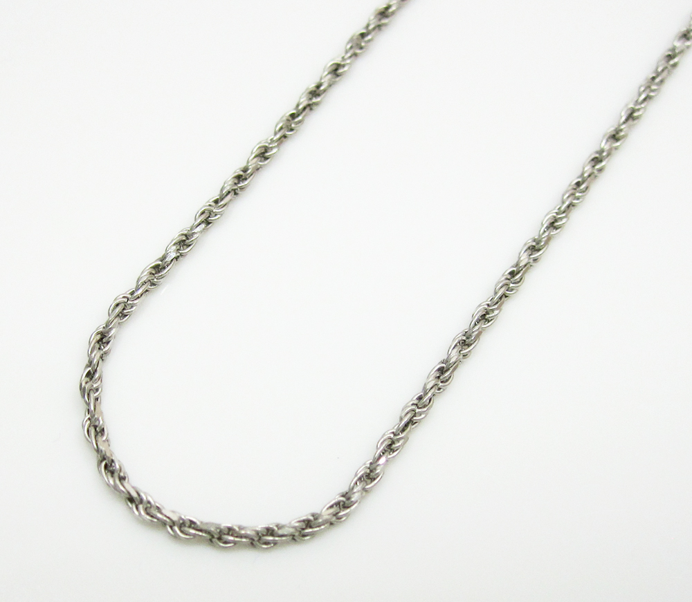 21b32a93de651 White Gold 24 Inch Chain | White Gold Diamond Rings
