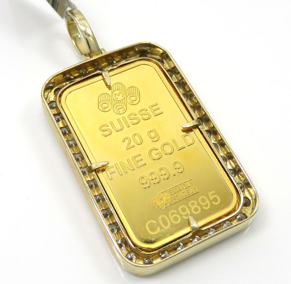 24k gold medium lady fortuna diamond pendant 213ct aloadofball Choice Image