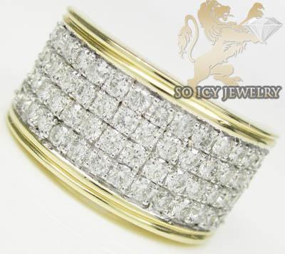 2.50ct 14k yellow gold round diamond