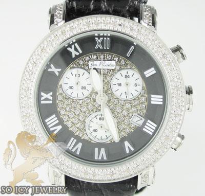 Ladies Diamond Joe Rodeo Black Dial Passion Watch 0.60ct
