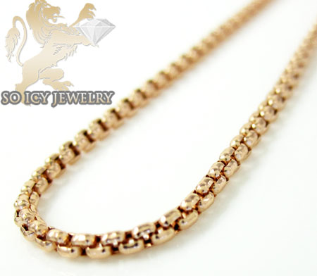 necklace wholesale style chains plated italy necklaces chain italian product bright factory lot silver box inch price store