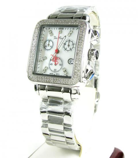 Joe Rodeo Madison Diamond Watch Jrmd1 1.50ct