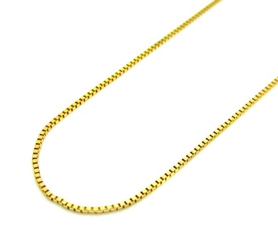 10k gold chains 100 real 10k gold chains gold chains for men and 10k yellow gold skinny box link chain 16 20 inch 05mm aloadofball Gallery