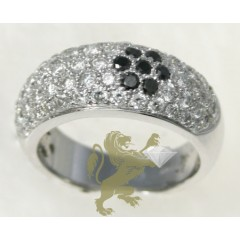 2.00ct ladies 14k solid white gold