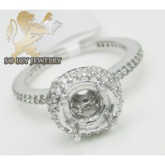0.65ct 14k White Gold 'ro...
