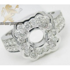 1.35ct 14k White Gold 'ro...