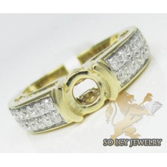 1.50ct 14k Yellow Gold Di...