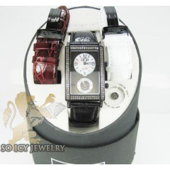 Mens Diamond Jojo Dual Ti...