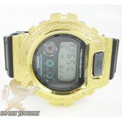 Mens Diamond Yellow G-sho...