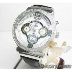 Womens Aqua Master Genuine Diamond Exclusive Watch 0.20ct