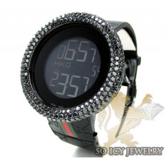 Mens Black Diamond Igucci...