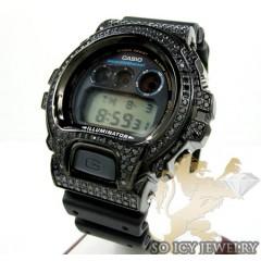 Mens Black Cz Dw-6900 Bla...