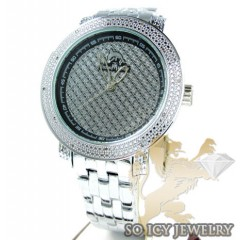 Techno Master Diamond Watch Fancy Pattern Dial 0.20ct