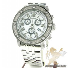 Mens Joe Rodeo White Stai...