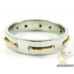 Mens Baraka 18k Rose Gold...