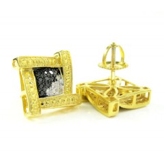 925 Yellow Sterling Silve...