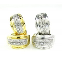 925 Sterling Silver White...
