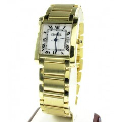 Ladies 14k Yellow Gold Ge...