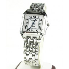 Ladies 14k White Gold Gen...