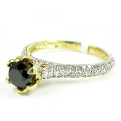 Ladies 14k Yellow Gold Bl...
