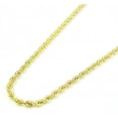 10k Yellow Gold Skinny Ro...