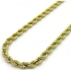10k Yellow Gold Skinny Ro...