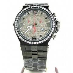 Joe Rodeo Phantom Iced Out Diamond Watch Jjm67 8.75ct