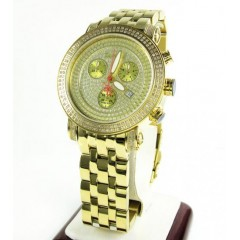 Joe Rodeo Classic Diamond Yellow Watch Jcl19 1.75ct