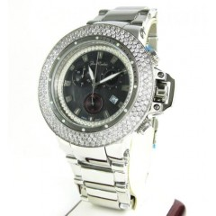 Joe Rodeo Razor Diamond Watch Jror17 7.20ct