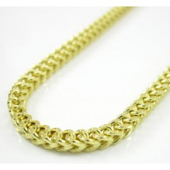 10k Yellow Gold Franco Bo...